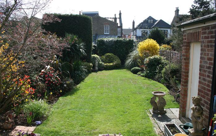 Garden maintenance in chingford london for Garden maintenance london